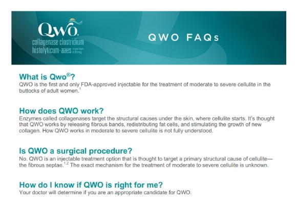 QWO-FAQ